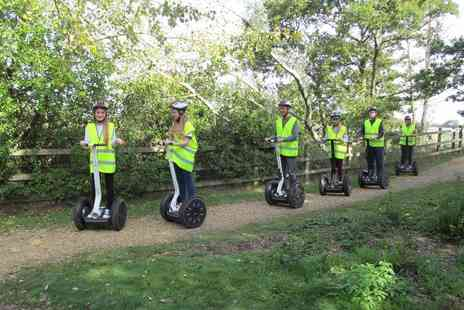 Dorset Activities - One hour Segway tour of Upton Country Park  - Save 51%