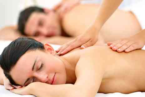 Colorseum - Full Body and Indian Head Massage for One  - Save 0%