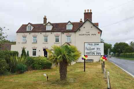 Horton Inn - One Night stay For Two With Breakfast, Dinner and Beer - Save 0%