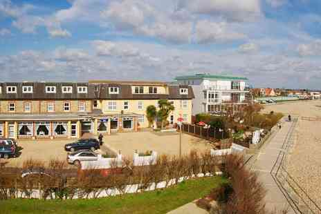 Beachcroft Hotel - One or Two Nights stay For Two With Breakfast Plus Dinner - Save 0%