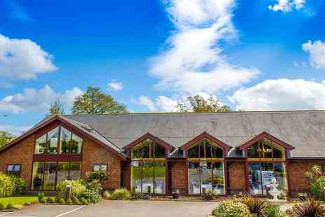 Draycote Hotel - One or Two Nights stay For Two With Breakfast  - Save 0%