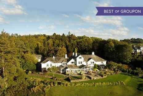 The Ryebeck - One or Two Nights stay  For Two With Breakfast, Dinner, Chocolates And Use Of Local Spa  - Save 38%