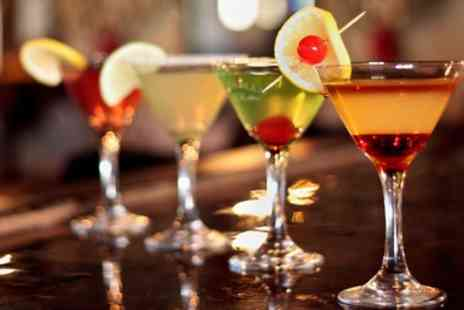 Hyde Glasgow - Four Cocktails to Share Between Two - Save 54%