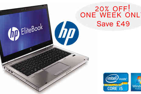 Circuit Computers - HP Elitebook 8460p laptop Core i5 with Windows 7 Pro - Save 37%