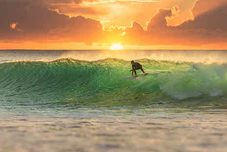 Star Surf Camps - Seven night Fuerteventura surf and share stay with surf lessons, yoga course, airport transfers, b'fast & dinner - Save 28%