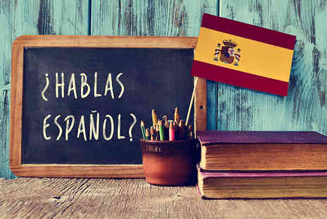 Skill Success - Online beginners Spanish course   - Save 86%