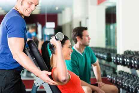 The Vibro Suite  - Three Month Gym Membership   - Save 76%