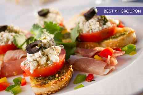 Mr Bojangles - Tapas with Wine for Two  - Save 50%
