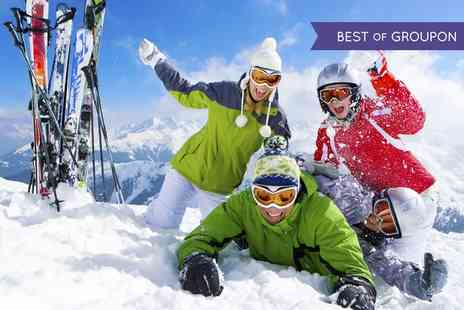 Coach Innovations - Two Night Coach Trip For One With Lift Pass, Full Day Skiing And Return Ferry Crossing - Save 31%