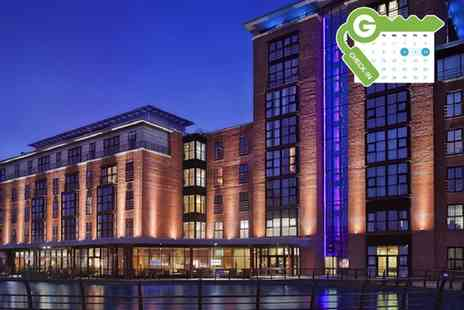 Radisson Blu Belfast - Two night Stay For Two With Breakfast and Dinner- Save 0%