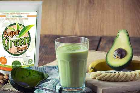 Super Eleven Shake - 30 Day Super Green Shake Kit  With Free Delivery  - Save 62%