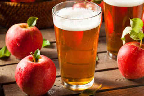 Bath Pavillion - Two Tickets to Bath Cider Festival - Save 57%