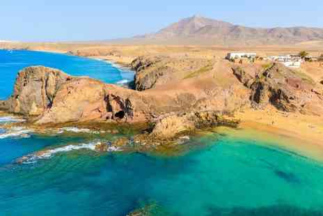 Vik Club Coral Beach - Seven or Four Night in all inclusive Lanzarote in a villa for up to 5 with  flights - Save 0%