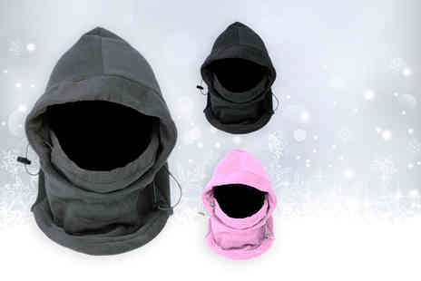 1st Light - Six in one thermal ski hood - Save 80%