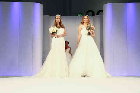 The National Wedding Show - Two tickets to The North East Wedding Show  - Save 36%