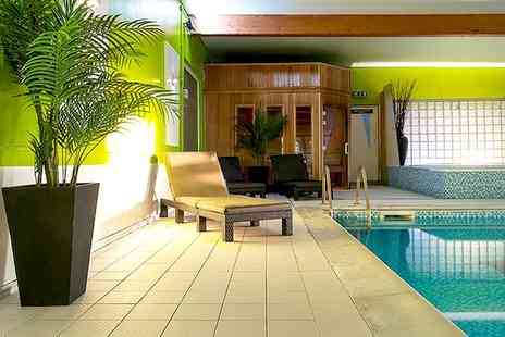 Hallmark Hotel Manchester - Spa Day with Treatment for Two - Save 51%