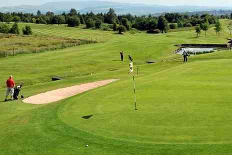 Rishton Golf Club - 18 Holes of Golf for One - Save 37%