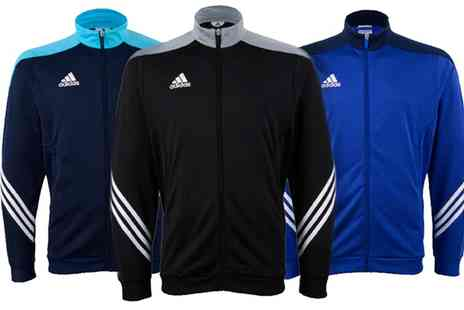 Salvador Company - Mens Adidas Sereno 14 Tracksuit in Choice of Colour With Free Delivery - Save 0%