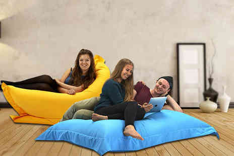 UK Beanbags - Large Big Brother beanbag - Save 73%