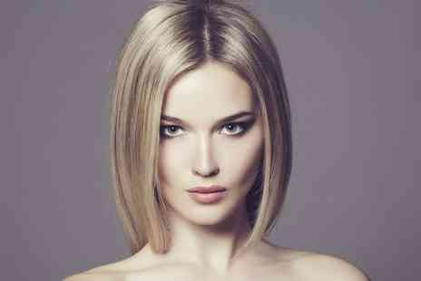 The Salon - Cut and Blow Dry With Conditioning or Highlights or Colour   - Save 40%