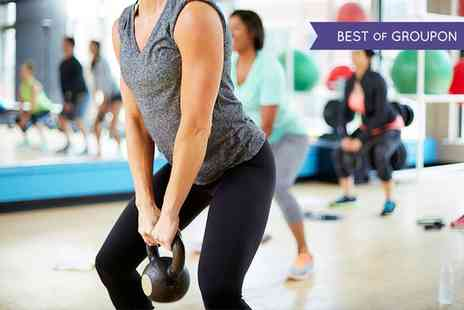 Move GB - Ten Boot Camp Sessions   - Save 85%