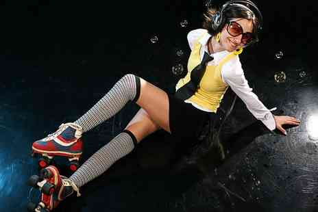 M.E.C.A - 1980s Themed Roller Disco  - Save 55%