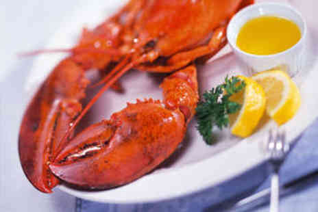 Fishers Restaurant - Lobster and Prosecco for Two - Save 63%