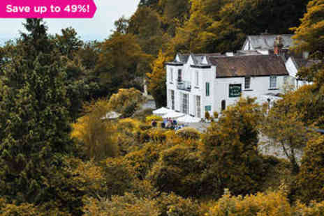 The Cottage in the Wood Hotel - Overnight in Malvern  Break plus Dinner - Save 0%