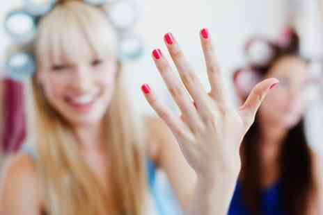 Marynas Beauty - Manicure or Pedicure, or Both  - Save 33%