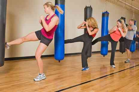 Trojan Free Fighters - 10 Kickboxing Classes  - Save 68%