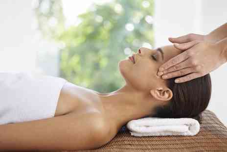 The Lipo Lounge - Facial with Neck and Shoulder Massage - Save 0%
