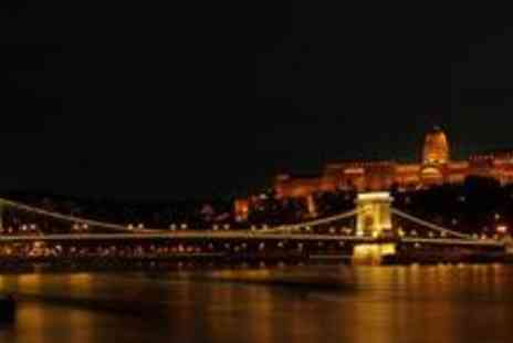 ANIMOD - Two night stay for two, including breakfast and a welcome drink in Budapest - Save 96%