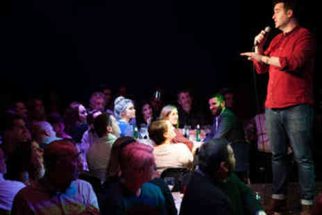 Jongleurs - Comedy Night Ticket for Two - Save 50%