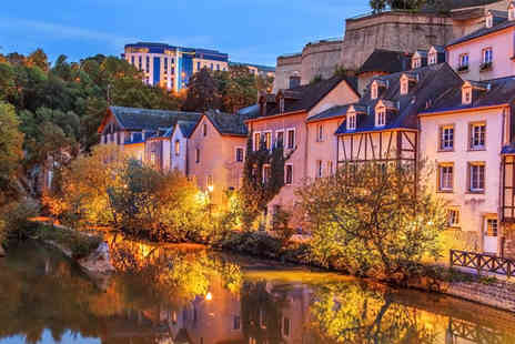 Worldwide Tours and Travel - Two or Three night Luxembourg Break with Return Flights - Save 15%