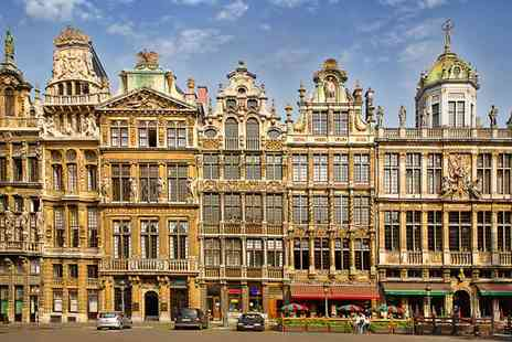 Worldwide Tours and Travel - Two or Three nights Brussels Break with Flights - Save 25%