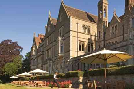 Nutfield Priory Hotel  - Two AA Rosette Meal inc Sparkling Wine for Two - Save 35%