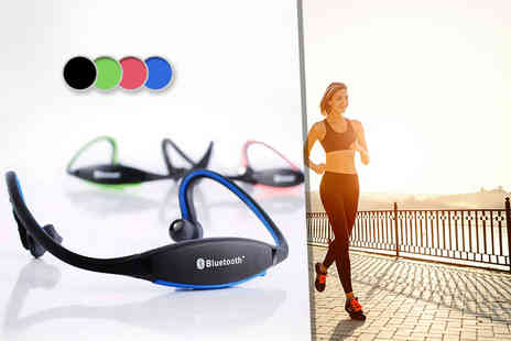 Heads Group - Bluetooth sports headphones - Save 69%