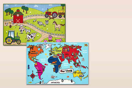 The Rug Shop - Childrens rug - Save 67%