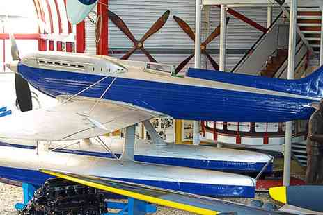 Solent Sky Museum - Entry to Solent Sky Museum for Two  - Save 46%