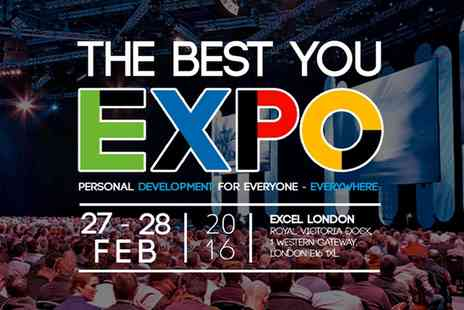 The Best You Exhibition - One  Day Entry with Optional Seminar Access - Save 50%
