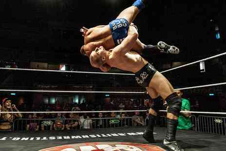 New Generation Wrestling - One Tickets To Live Wrestling Show - Save 50%