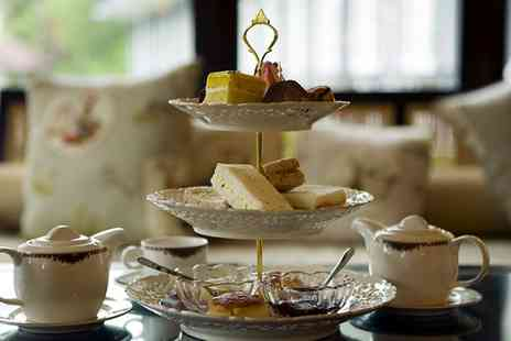 Georgian Tea Rooms & Restaurant - Afternoon Tea With Cava For Two - Save 50%
