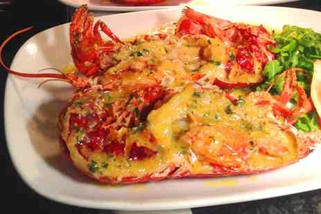 The Big Mussel - Full Lobster Dinner for One - Save 27%
