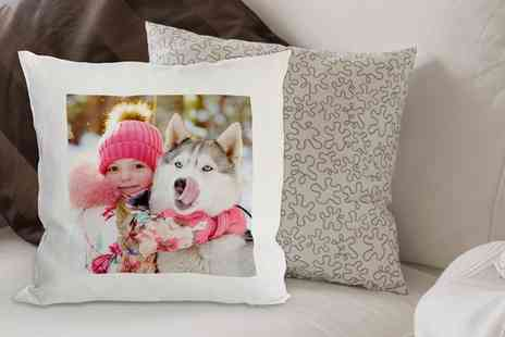Printerpix - Personalised Cushion Covers - Save 62%