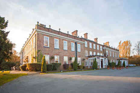 Blackwell Grange Hotel - Overnight in County Durham stay for two with breakfast - Save 51%