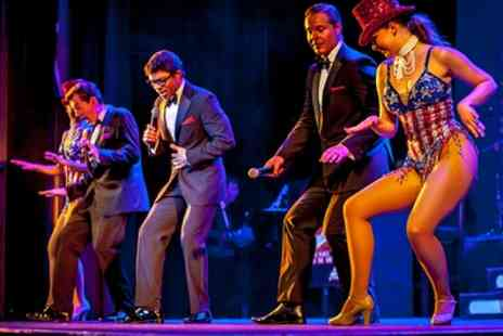 Rat Pack - Ticket to see The Rat Pack Vegas Spectacular Show 11 February - Save 50%