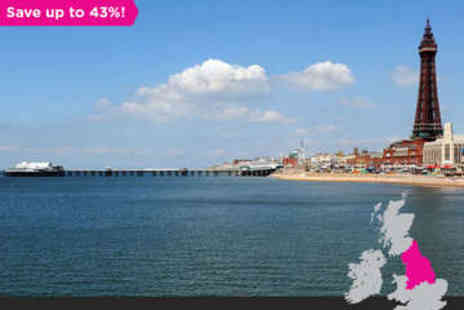 Blackpool FC Hotel - Overnight in Blackpool Break for 2 - Save 43%