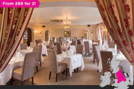 Old Golf House Hotel - Overnight West Yorkshire Stay plus Dinner - Save 0%