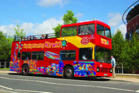 Viator - City Sightseeing Norwich Hop On Hop Off Tour - Save 0%