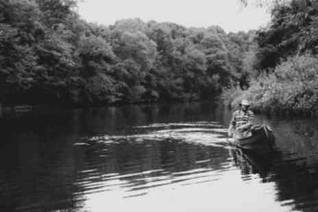 Viator - Half Day Canoe Hire on the Picturesque River Wye  - Save 0%